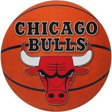 cutout 12 inches bulk chicago bulls