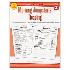 * Morning Jumpstart Series Book, Reading, Grade 3