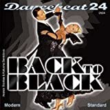 Dancebeat Back To Black Dancebeat CD Music For Dancing recorded in tempo for music teaching performance or general listening and enjoyment