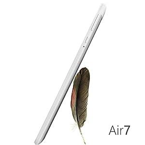 NeuTab174; 7 inch Quad Core Google Android 5.0 Lollipop Tablet PC 1GB RAM 8GB Nand Flash wide View IPS 1024x600 HD Display Bluetooth 4.0, Slim Metal Design, 1 Year US Warranty FCC Certified