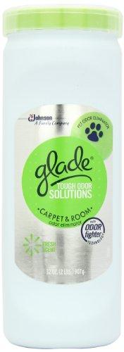 Glade Fresh Scent Tough Odor Solutions Carpet & Room Deodorizer 32 Ounce
