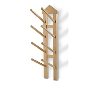 Boot rack made from FSC birch