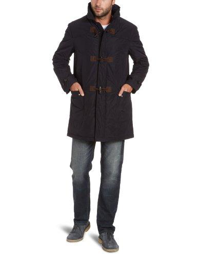 Henry Cotton's Men's 220124221980 Short Coat Blue (Navy 745) 54