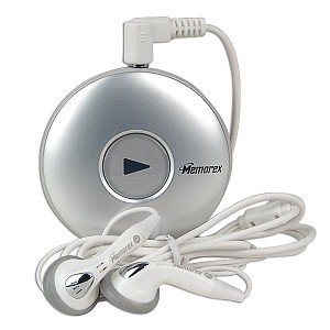 MEMOREX MMP8550 256MB MP3 PLAYER