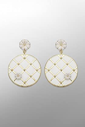Marcel Wanders Capitone Floral Earrings