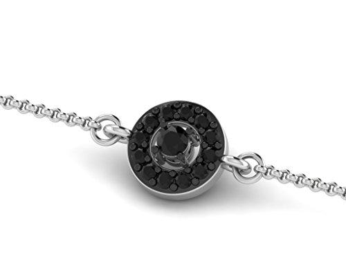 libertini-womens-92-kt-white-silver-round-shaped-006-ct-round-cut-diamond-bracelet-g-h-color-si-clar
