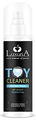 Luxuria 100 ml Antibacterial Sex Toy Cleaner