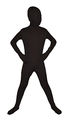 JustinCostume Kids Spandex Full Body Zentai Suit Halloween Costume