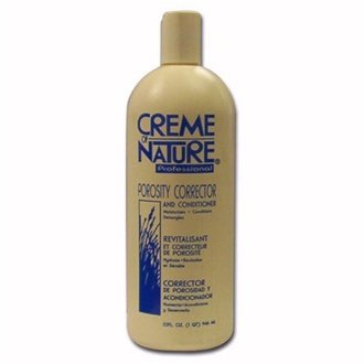 Creme of Nature Porosity Corrector and Conditioner 32oz