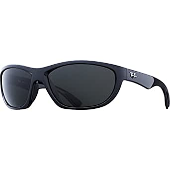 Ray Ban Mens - Sunglasses - RB4188 - Black: Amazon.co.uk