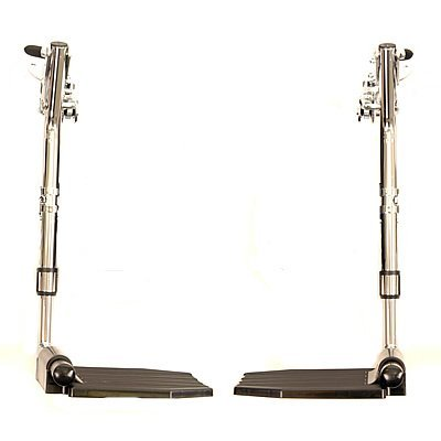 Invacare Economy Footrest for Standard Wheelchairs