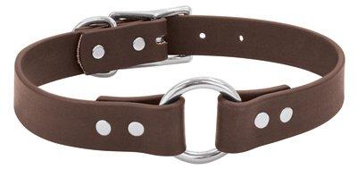 weaver-leather-llc-brahma-webb-dog-hunting-collar-brown-polyester-pvc-1-x-25-in