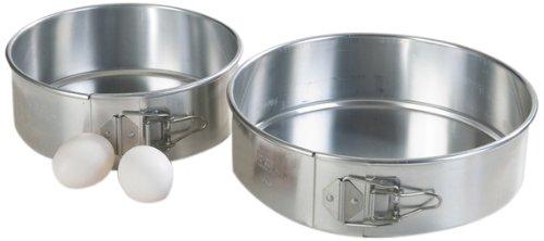 Carlisle 6041 Aluminum Springform Pan, 8