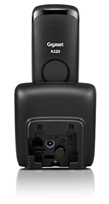 Gigaset A220 Cordless Phone (Black)