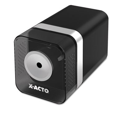 Heavy-Duty Desktop Electric Pencil Sharpener, Black, Sold As 1 Each