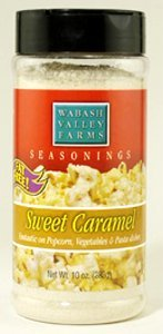 Wabash Valley Farms Popcorn Seasoning - Sweet Caramel