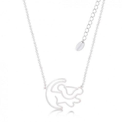 disney-couture-mini-collier-femme-plaque-or-blanc-roi-lion-simba-trace