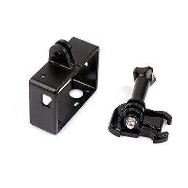 Ty G-70 Plastic Extension Bacpac Frame Mount W/ Fast Assembling Plug For Gopro Hero 3 , White