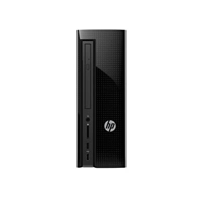 Hp Slimline 260-A041IN (Intel Core Intel Pentium J3710 (Braswell-D)/4GB RAM/1TB 7200RPM /Windows 10 Home (64-bit...