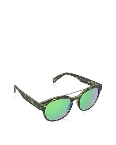 ITALIA INDEPENDENT Gafas de Sol 0900-140-50 (50 mm) Verde Camuflaje