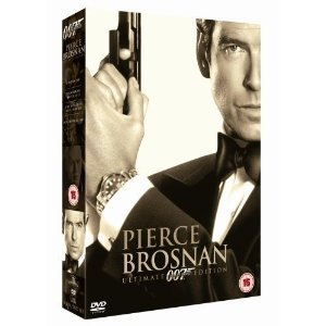 James Bond 007 - Im Angesicht des Todes [8 DVDs]