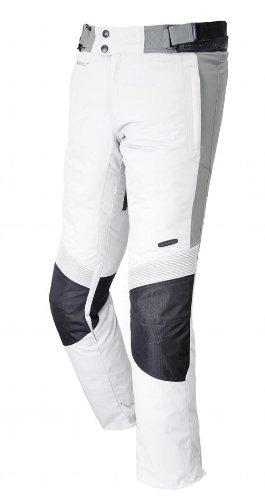 Orina pantalon de moto imperméable et coupe-vent-homme-gris/anthracite-pantalon