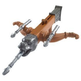 Buy Low Price Mattel Kung Fu Panda Commander Crossbow Dreamworks Figure (B001ESEHLK)