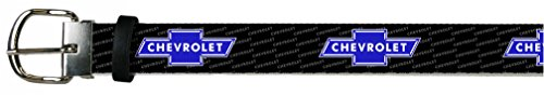 chevrolet-automobile-company-retro-blue-bowtie-logo-leather-belt