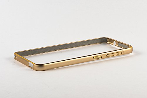 Purple Eyes Generic Aluminium Metal Bumper Frame Case Cover Pouch For Htc Desire 826 Gold