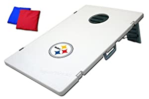 Wild Sales Pittsburgh Steelers Tailgate Toss 2.0