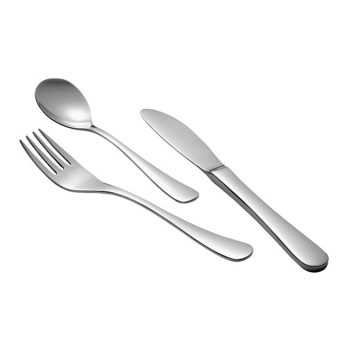 Child Size Flatware Set Utensils Traditional - 1