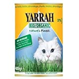 THREE PACKS of Yarrah Cat Chicken Chunks