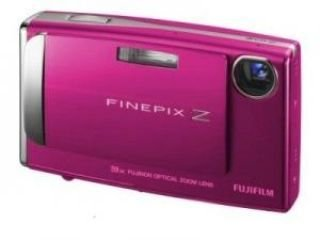 "Fujifilm FinePix Z10fd Digital Camera - Hot Pink (7.2MP, 3x Optical Zoom) 2.5"" LCD"
