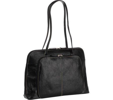 buxtonr-euro-tote-genuine-leather-16-7-8w-x-5d-x-12-3-8h-black