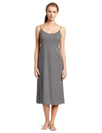 Natori Women's Shangri-La Gown, Heather Grey, X-Small