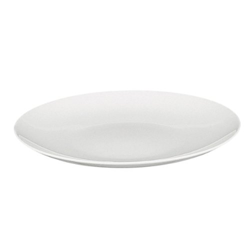 Guy Degrenne Modulo Lot de 6 assiettes Dessert Porcelaine Blanc 20 cm