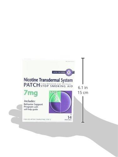 21 mg nicotine patch equivalent exchange