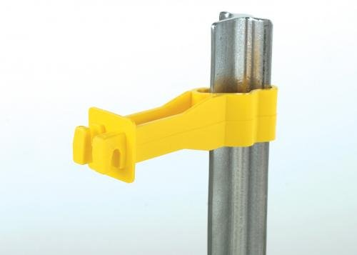 Reversed T-Post Insulator - Yellow