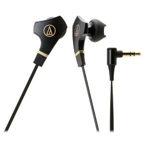 AUDIO TECHNICA SONIC FUEL IN-EAR EAR BUD BLK 3.5 MM 1.2 M 14.3 MM DRIVER / ATH-CHX7BK / [parallel import goods]