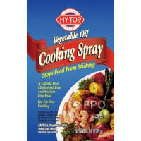 HyTop Vegetable Oil Pan Spray (Case of 12)