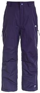 Trespass Kids Nando Ski Pants - Wild Berry, 7-8 Years