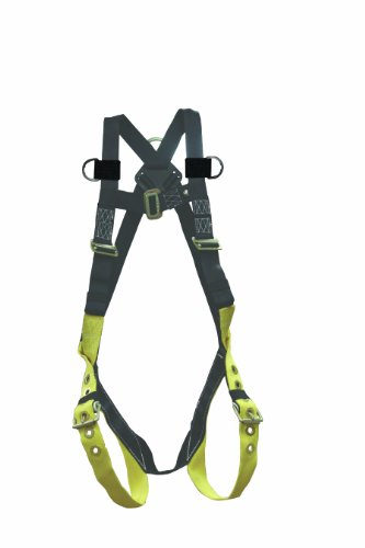 elk-river-42159-universal-polyester-nylon-full-body-1-steel-d-ring-harness-with-tongue-buckles-and-f