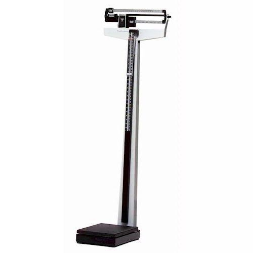 Health o meter® Professional 402LB Mechanical Beam Medical Scale - Pounds Only, 400 lb Capacity