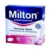 7 X Milton Sterilising Tablets 28