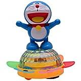 Musical Doraemon 4D Lights Sunflower Toy For Kids/Toddlers