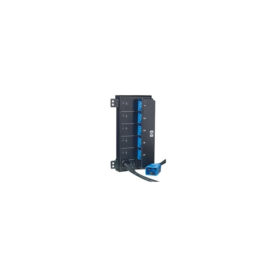 Morris Products 6outlet Power Strip With Builtin Circuit Breaker