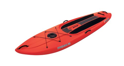 Kl Industries Sun Dolphin Parts : Sun dolphin seaquest stand up paddleboard red feet