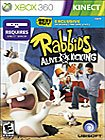 Best Buy Rabbids Alive & Kicking Kinect