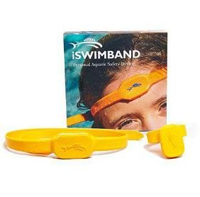 Iswimband Personal Aquatic Protection front-94642