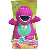 I Love You Barney Plush